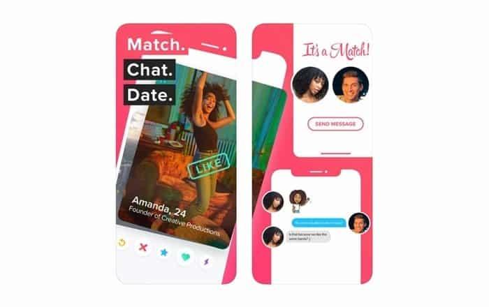 Tinder rencontre en ligne
