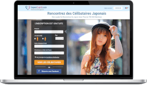 Opinions sur JapanCupid