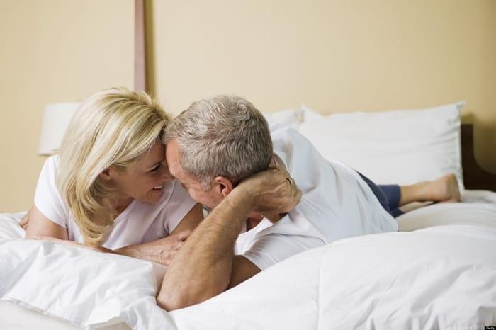 faire l'amour apres 60 ans pour une femme et un homme