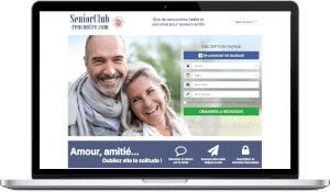 Test et opinion du site SeniorClub Rencontre