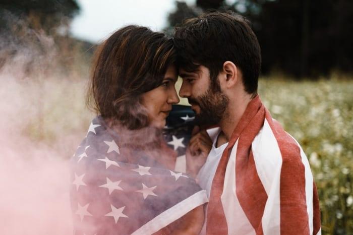 trouver son couple aux États-Unis