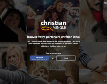 Christian Mingle, le site des chrétiens modernes